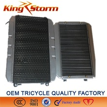 OEM approvel High Performance Aluminum motorcycle radiator for cheap sale