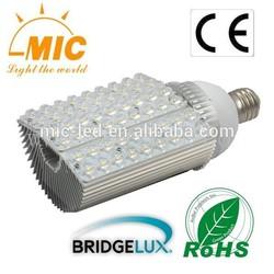 high lumens led street light 36w e40/e27 US Bridgelux chip