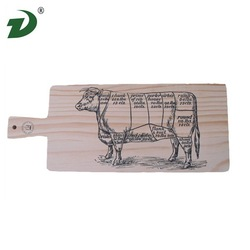 For Promotion eco friendly products bamboo Cutting Board