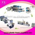Automático de plástico caja de pizza de la máquina / caja de almuerzo disponible que forma la máquina / ps caja de contenedores que hace la máquina