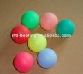 Polietileno de alta densidad de colores/ldpe/hueco de los pp de plástico bolas con diferente tamaño, 80mm por ejemplo