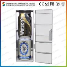 900ml mini nevera 5v o 12v coche refrigerador de comida caliente
