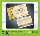 china high quality magnetic stripe card membership