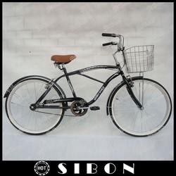 "SIBON 26"" cheap beach cruiser bike on sale"