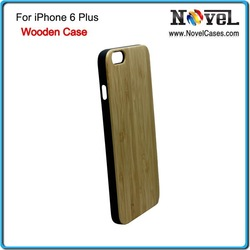 2015 Hot DIY Wood Phone Case for iPhone 6 Plus