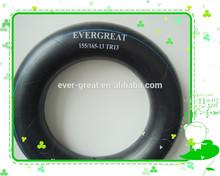 evergreat brand car inner tubes/car butyl tubes 155/165r13