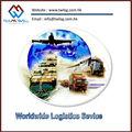 logística de flete marítimo de shangai a sohar