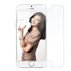Minimum 90% Transparent Cheap price paypal accept for Iphone 6 screen cover