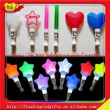 2015 led flashing light stick,custom party neon stick Led Light Stick,High Quality Stick Light