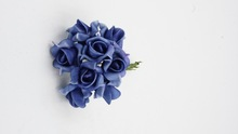 factory direct sale artificial flower wreath for funeral