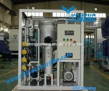 CHINA ZJB High efficiency vacuum transformer oil purifier