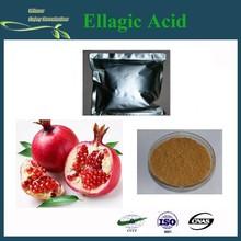 High quality 90% Ellagic Acid Powder Of Pomegranate Peel Extract Cas no:476-66-4