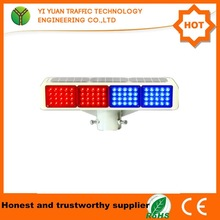 High quality LED lamp range buzzer-beaters convenient installation waterproof road flashing led solar road marker light