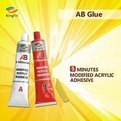 fast dry modified acrylic glue, high bond modified acrylic adhesive