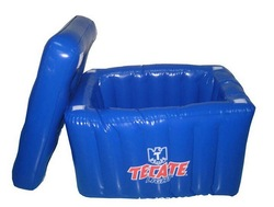 inflatable ice cooler box table