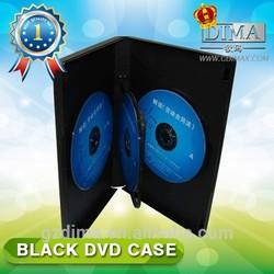 2015 dima wholesale best quality black dvd case