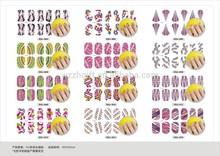 Nail Sticker China Factory Supply Nail Art Printing
