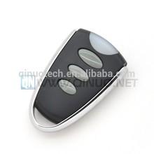 Qinuo qn-rs172x compatible faac con plástico 433 mhz portón eléctrico de control remoto