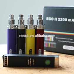 2015 hottest Wholesale price china trade e-cigarette ego battery 1800mah