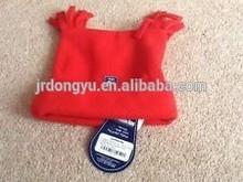 custom cheap wholesale baby polar fleece ski cap