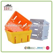 Melamine colander,fruit colander,fruit basket