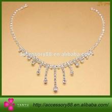 Children Princess tassel diamond forehead chain wholesale, wholesale fashion headdress of Latin dance