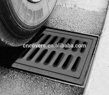 Bla heavy duty eau drainage frp grilles pour manway