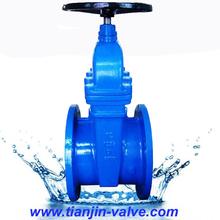 rising spindle stem gate valve