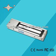 12V DC/24V DC electromagnetic lock with LED, sliding glass door electric lock