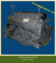 6-cylinder Deutz diesel engine F6L912W