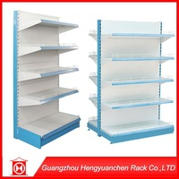 high quality adjustable supermarket shelf/display rack for shop