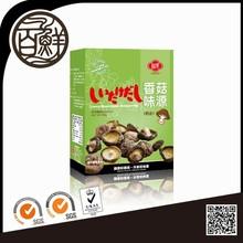 Mixed instant mushroom soup seasoning