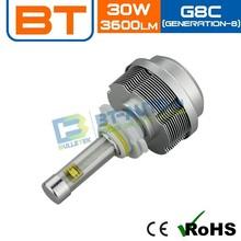 2015 Newest 24W H1 H7 H8 H9 H11 9005 9006 Car Automobile LED Captiva Headlight