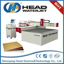 Decorative use water jet MDF board cutting machine