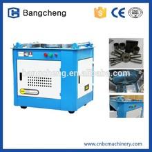 Bangcheng hot sales GW40 rebar bending machine, electric steel bar bender