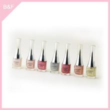 high quanlity private label nail polish natural nail products