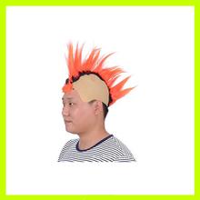 Halloween Mohawk Party Wig