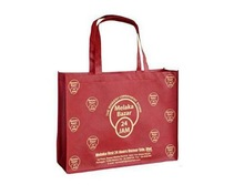 New recycle custom animal folding polyester tote bag