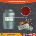 Gmp Cyanocobalamin ( VB12 ) en polvo / 68 - 19 - 9 Cyanocobalamin fabricante USP / BP / EP