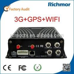 3G 8CH DVR, GPS WIFI DVR , Car CCTV DVR System
