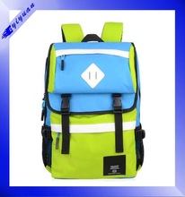 BSCI china supplier high quality canvas sport backpack cheap