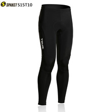 Male Cycling Long Pants new model of 2015, Upgraded version black color available, Polyerster+Spandex imported, Tour de Francen
