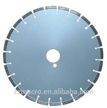 "high quality 7"" Standard diamond granite saw blade with 10mm rim"