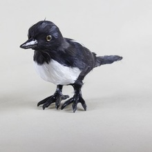 Top selling artificial feather small artificial birds