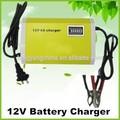12v 24v coche cargador de batería 1a 2a 4a 5a 6a 7a 9a 10a