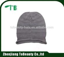 hot sale knitted men beanie hat