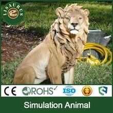 Lisaurus-D Simulation animatronic lion animal model for sale