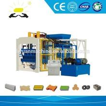 Product line full automatic block making machine QTY10-15 hollow block making machine philippines