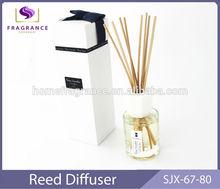 luxury home fragrance oil glass bottle