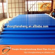 epoxy paint steel pipe /oil based epoxy paint steel pipe